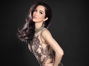 Sonia Fergina Kaget Banget Masuk Top 20 Miss Universe 2018