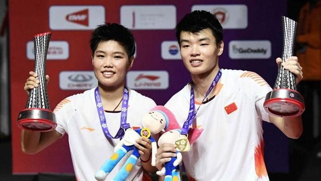 BWF World Tour Finals: China Raih Tiga Gelar, Jepang dan India Dapat Satu