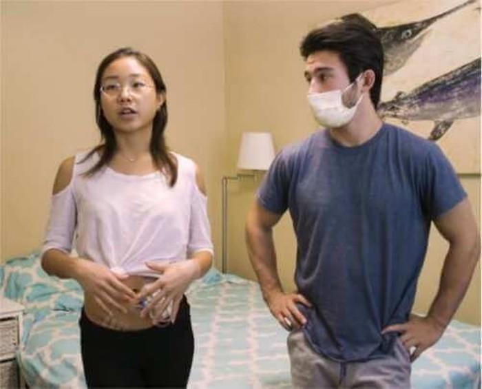 Pria yang relakan ginjalnya untuk sang kekasih. Foto: Dok. YouTube