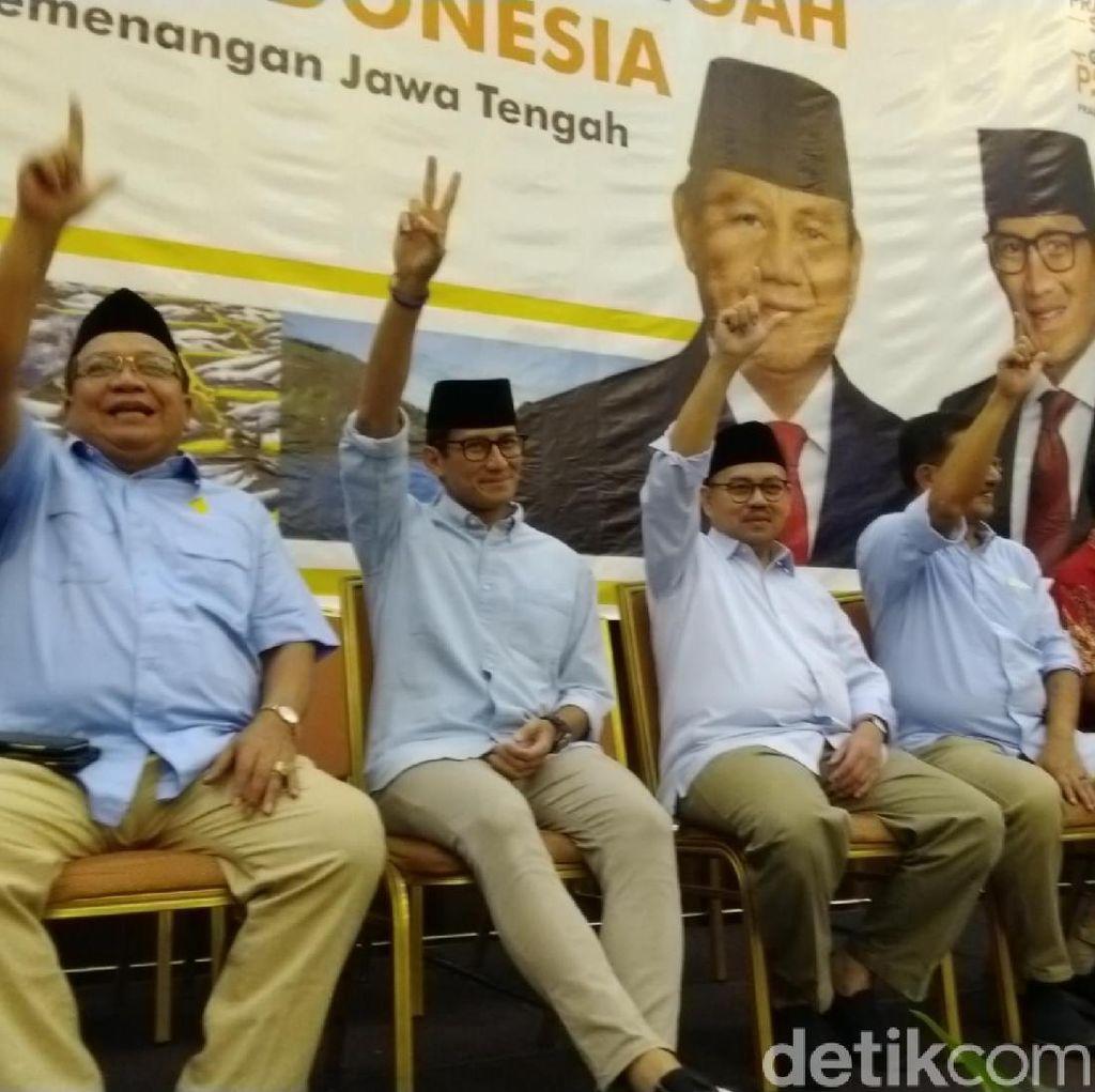 Perluas Pos Tempur, Tim Prabowo: Adopsi Strategi Gerilya Pak Dirman