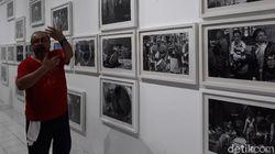 Pertama Kali, Djaduk Ferianto Gelar Pameran Fotografi Lewat Meretas Bunyi