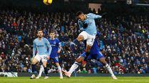 Manchester City Sementara Kudeta Liverpool