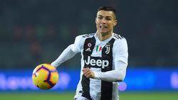 Ronaldo Cetak Gol ke-5.000 Juventus