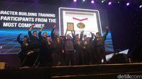 Pelatihan ESQ Ary Ginanjar Dapat Rekor MURI karena Diikuti 472 Perusahaan