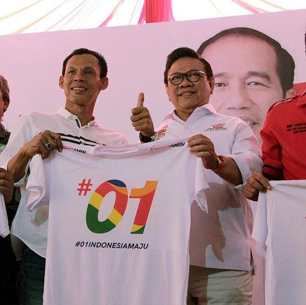 Agung Laksono Turun Gunung Semangati TKD Bogor
