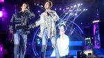 Aksi Super Junior D&E yang Bikin ELF Histeris di HUT Transmedia