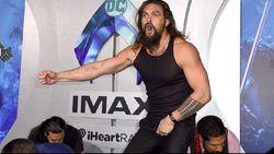 Ssst..Ternyata Ini Rahasia Tubuh Berotot Jason Momoa untuk Aquaman