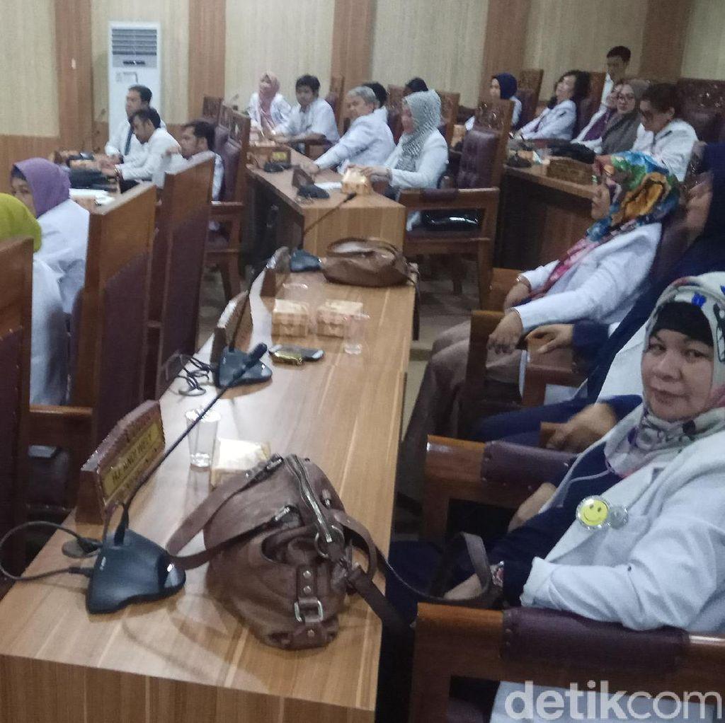 DPRD Maros Mediasi Dokter Mogok dengan Manajemen RSUD