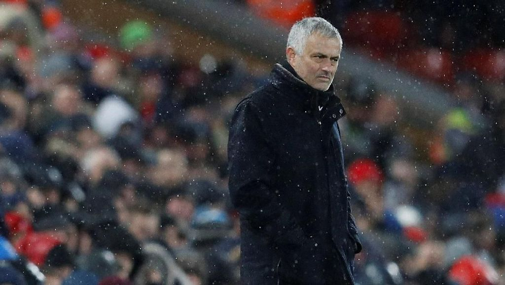 Mourinho Tak Lagi Didukung Pemain-Pemain MU?