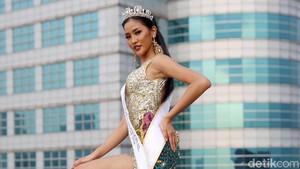 Indonesia Tak Masuk Top 10 Miss Universe 2018, Ini Komentar Wilda Situngkir