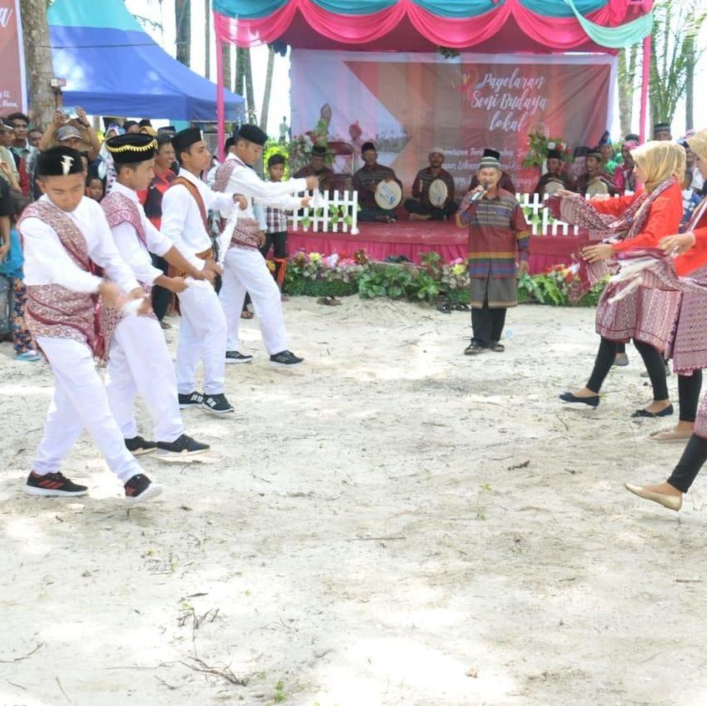 Sosialiasai 4 Pilar, MPR Gelar Festival Budaya di Aceh Singkil