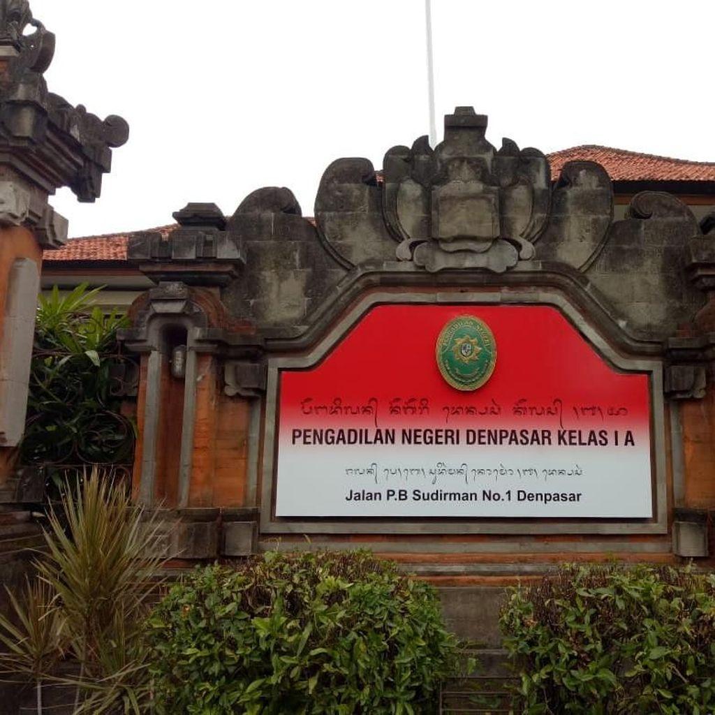 Simpan Ratusan Ekstasi, Buruh Bangunan di Bali Divonis 11 Tahun Bui