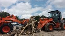 100 Ton Sampah yang Kepung Kuta Bali Dibersihkan