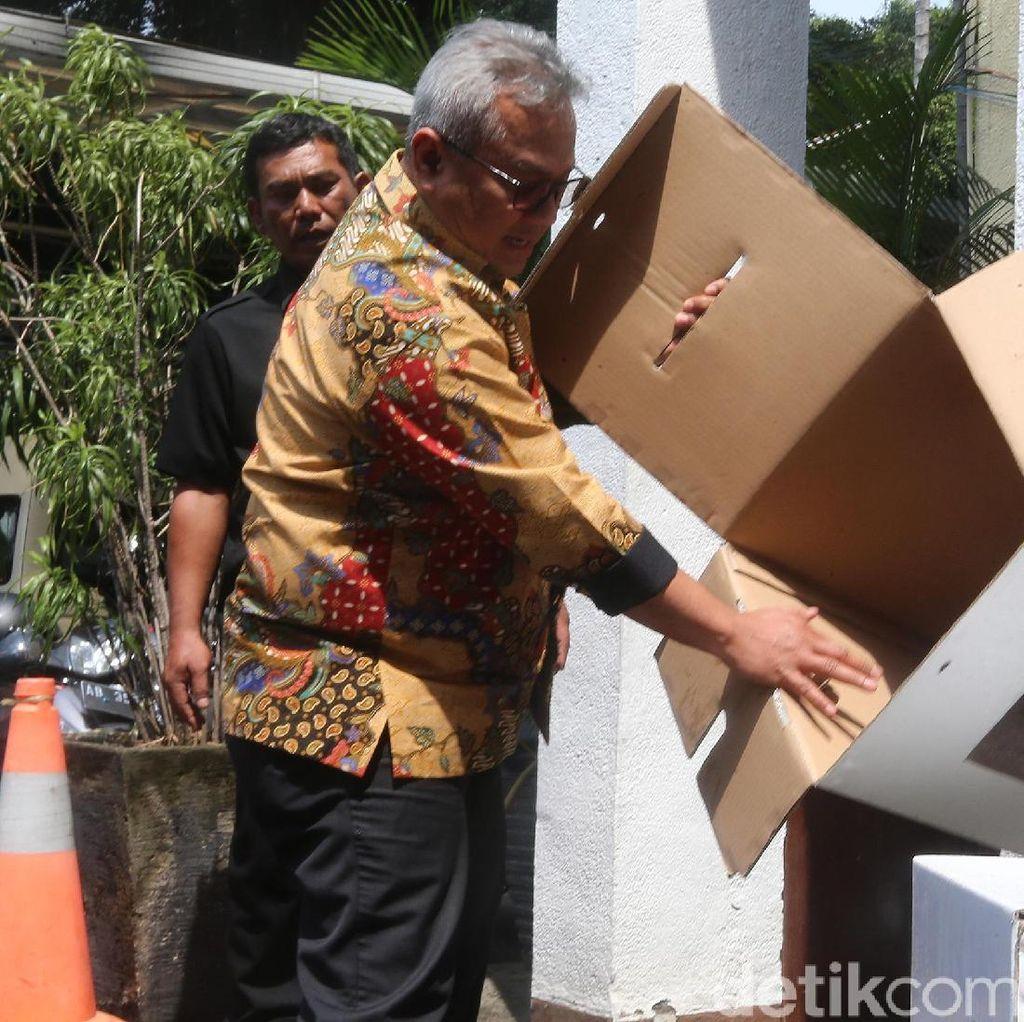 KPU Bikin Kotak Suara Kardus: Kami Ingin Bikin Pemilu Murah