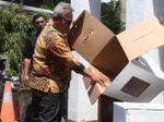 KPU Siapkan Pengganti 2.065 Kotak Suara Kardus yang Kebanjiran