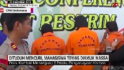 Petaka Mahasiswa Dianiaya di Masjid Sampai Tewas