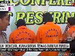 Dituding Maling di Masjid, Mahasiswa Gowa Tewas Diamuk Massa