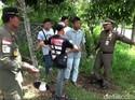 Balapan Liar, Empat Remaja Diangkut Satpol PP