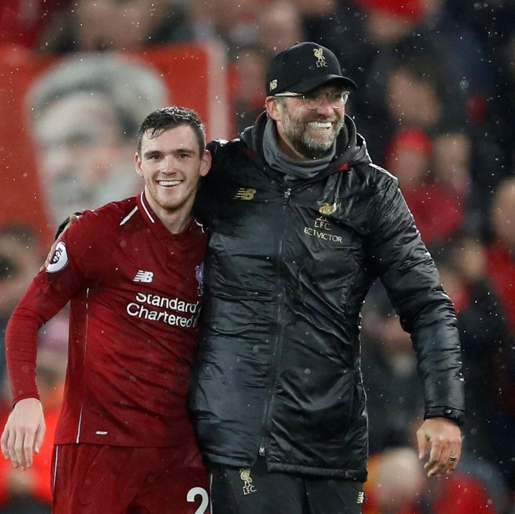 Klopp: Luar Biasa, Liverpool!