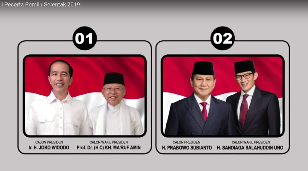 Ternyata, Prabowo-Sandi Sengaja Tak Cantumkan Gelar Saat Daftar ke KPU