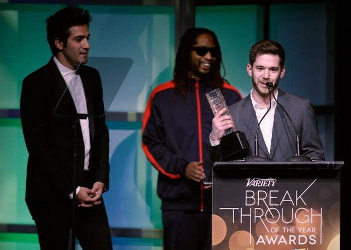 Colin Kroll. Foto: Getty Images