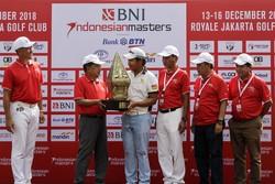 Pegolf Thailand Juara Indonesian Masters 2018