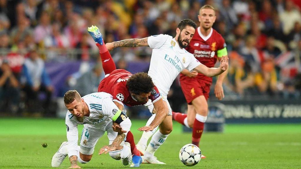 Potensi Rematch Madrid vs Liverpool di 16 Besar Liga Champions