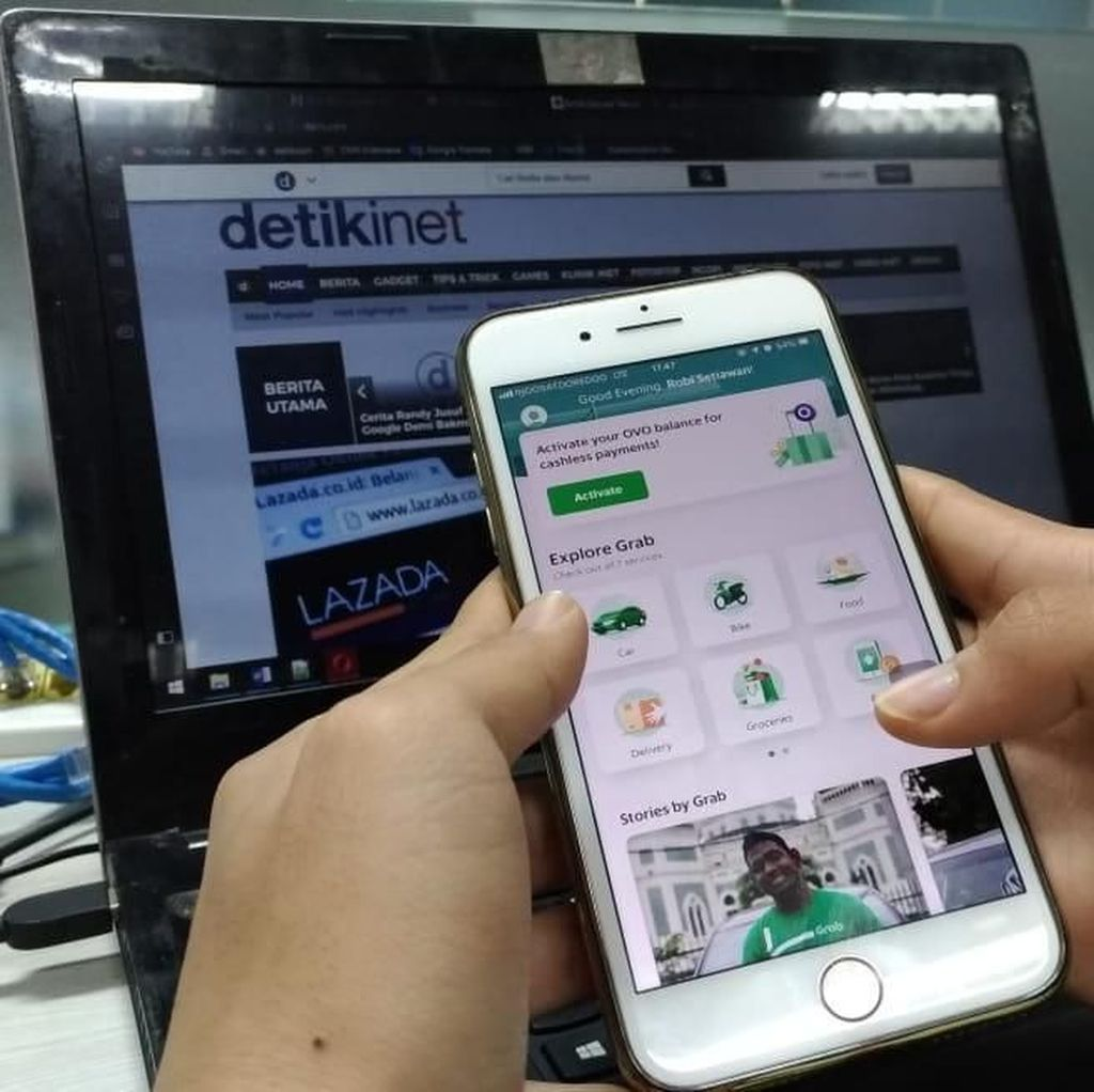 Grab Punya Big Data 4.000 TB, Setara Video HD Durasi 53 Tahun