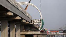 Ada di Samping Tol, Akses Stasiun LRT Cibubur-Cawang Lewat Mana?