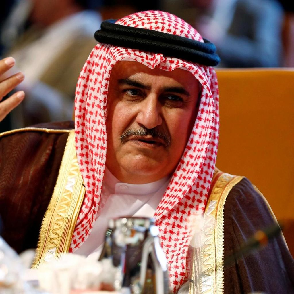 Bahrain Bela Australia yang Akui Yerusalem Barat Ibu Kota Israel