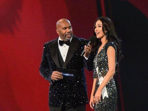 Sonia Fergina tak masuk 10 besar Miss Universe 2018