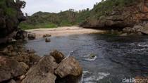Camping Pinggir Pantai Nan Sunyi di Gunungkidul, Ini Tempatnya