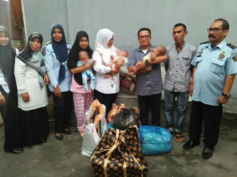 Bolehkah 3 Bayi Kembar di Aceh Ikut Nginap di Rutan?