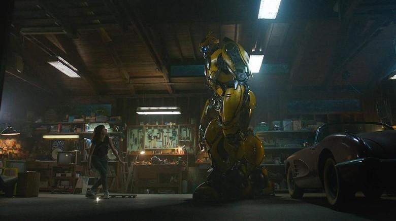 Bumblebee Foto: (imdb.)