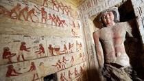 Penampakan Makam Kuno di Mesir yang Berusia 4.400 Tahun