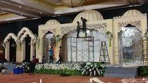 Melihat Hotel Mewah Lokasi Resepsi Pernikahan Opick-Bebi
