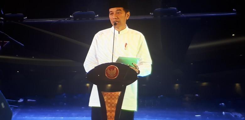 Tim Kampanye: Jokowi Siap Hadiri Tes Baca Alquran di Aceh