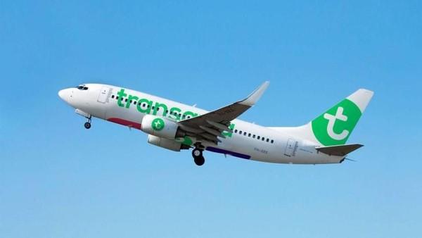 Di peringkat kelima ditempati oleh Transavia Prancis dengan nilai 76,3. Pesawat terbaru menggunakan lebih sedikit bahan bakar, terutama jenis Boeing 787-9, Airbus A350-900 dan A320 Neo (CNN Travel)