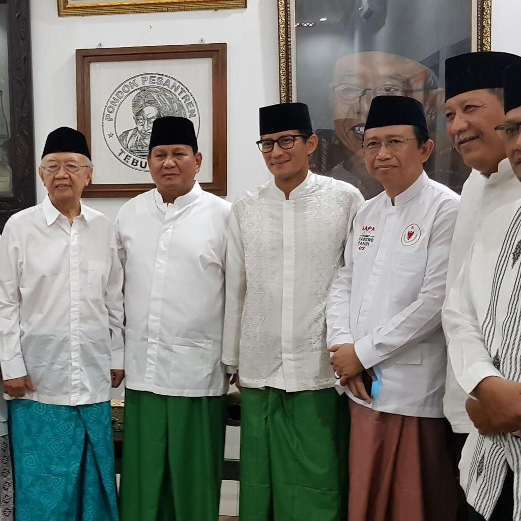 Gus Irfan: Gus Sholah Restui Relawannya Dukung Prabowo