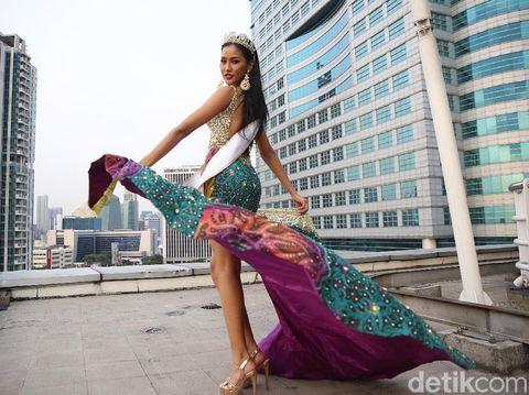 Pernah Di-bully, Wilda Situngkir Bersinar di Miss Supranational 2018