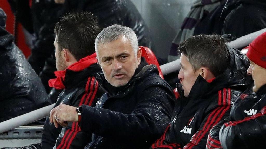Mourinho: Liverpool Cuma Mendominasi Selama 20 Menit