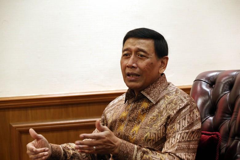 Cerita Wiranto Luruskan Opini tentang Papua di Luar Negeri