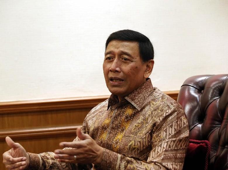Masalah Kolega Lawas Wiranto-Kivlan Diselesaikan dengan Pantas