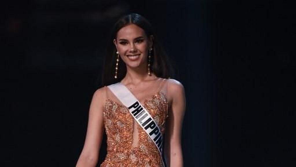 10 Fakta Catriona Gray, Miss Universe 2018 yang Pernah Jadi Top 5 Miss World
