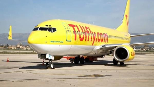Maskapai TUIfly mengantongi nilai 77,6 berada di nomor keempat. Peringkat tertinggi adalah maskapai yang membawa sebanyak mungkin penumpang ke dalam pesawat (CNN Travel)