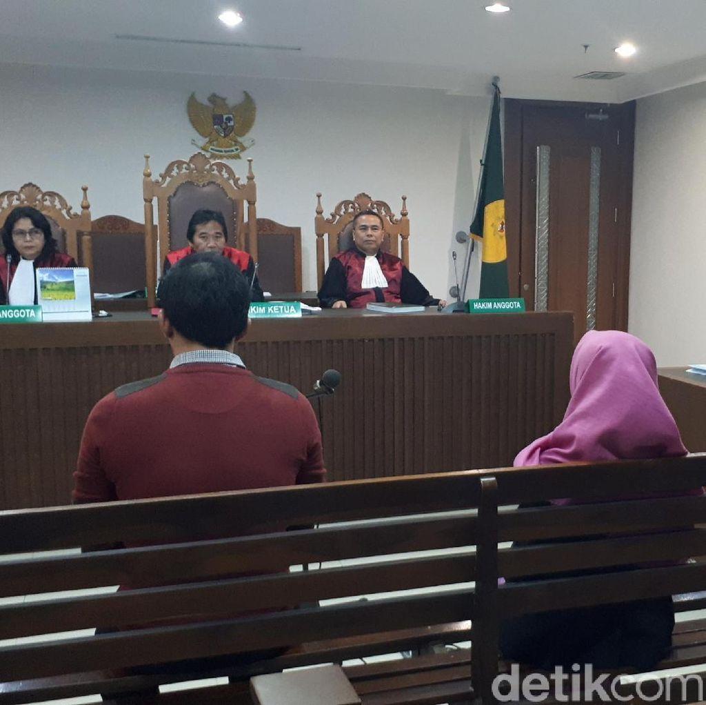 Bagikan Kupon Umrah, Caleg PAN Mandala Dituntut 6 Bulan Penjara