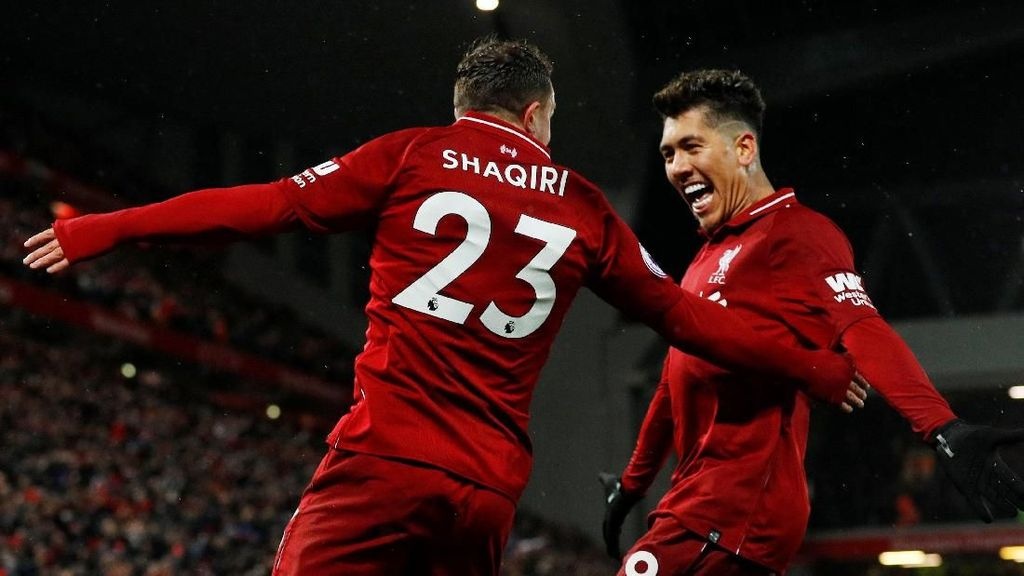 Video Liverpool Libas MU 3-1