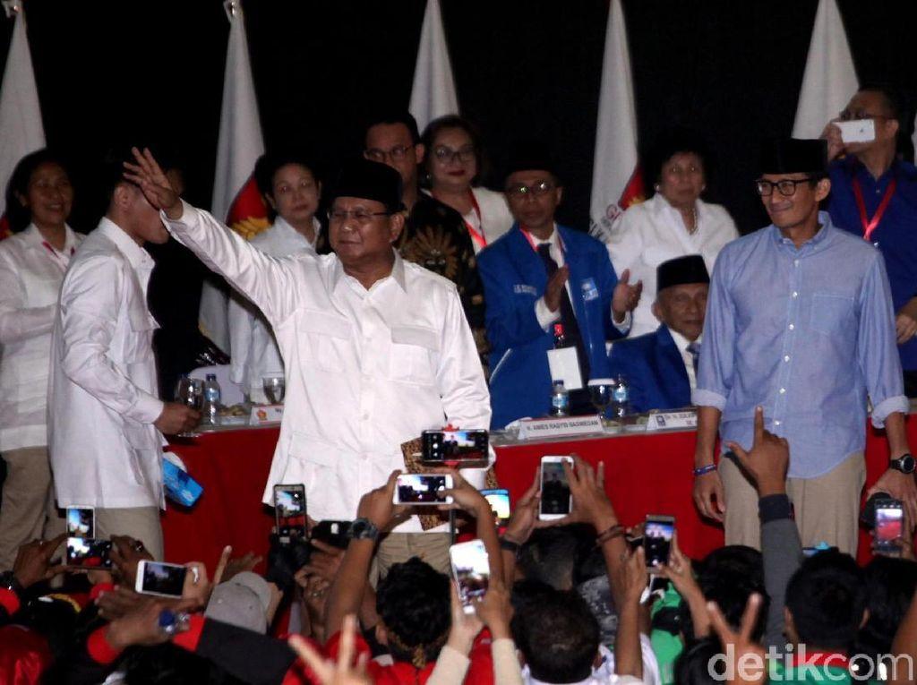 Tim Prabowo: Petahana Punya Semua, Kita Punya Allah