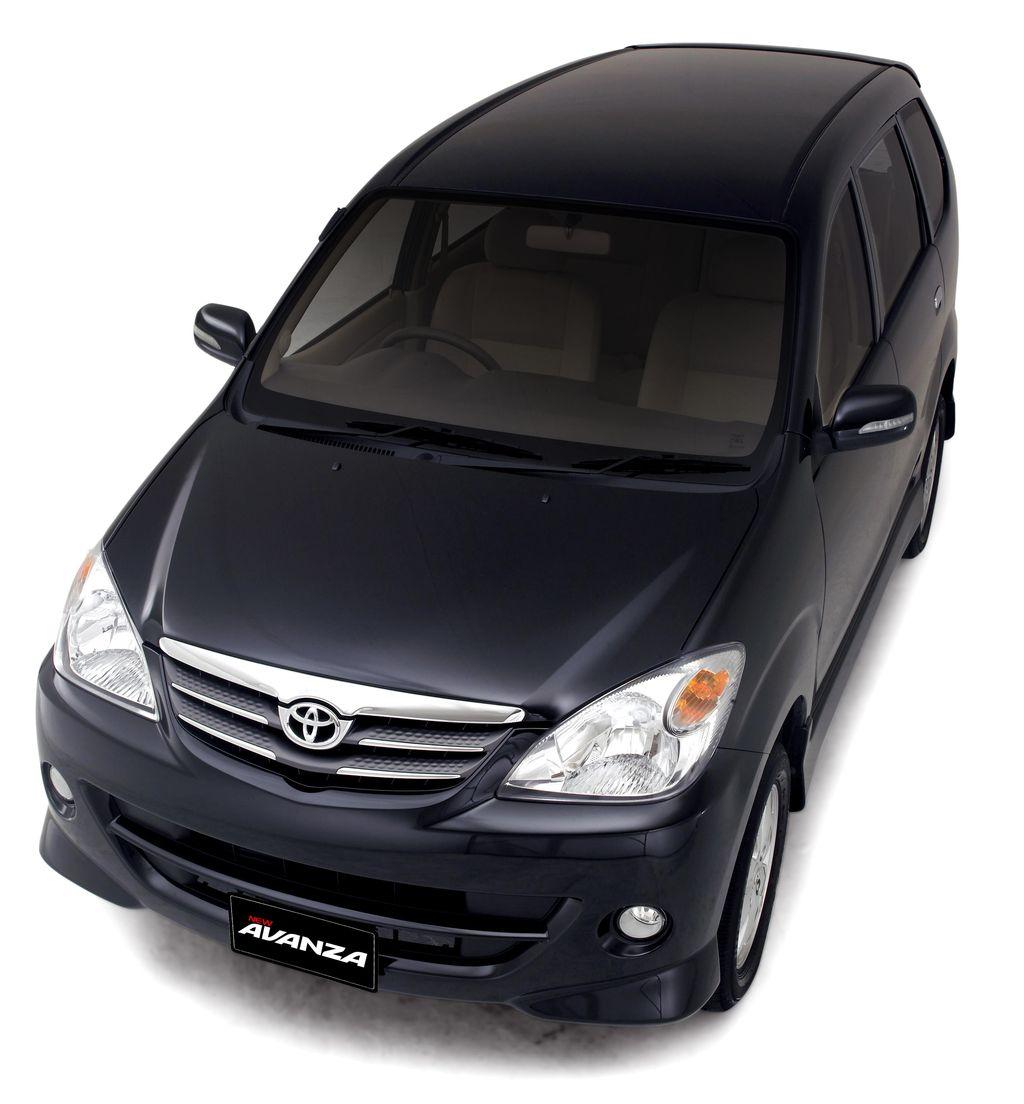 Avanza generasi pertama minor change 2006