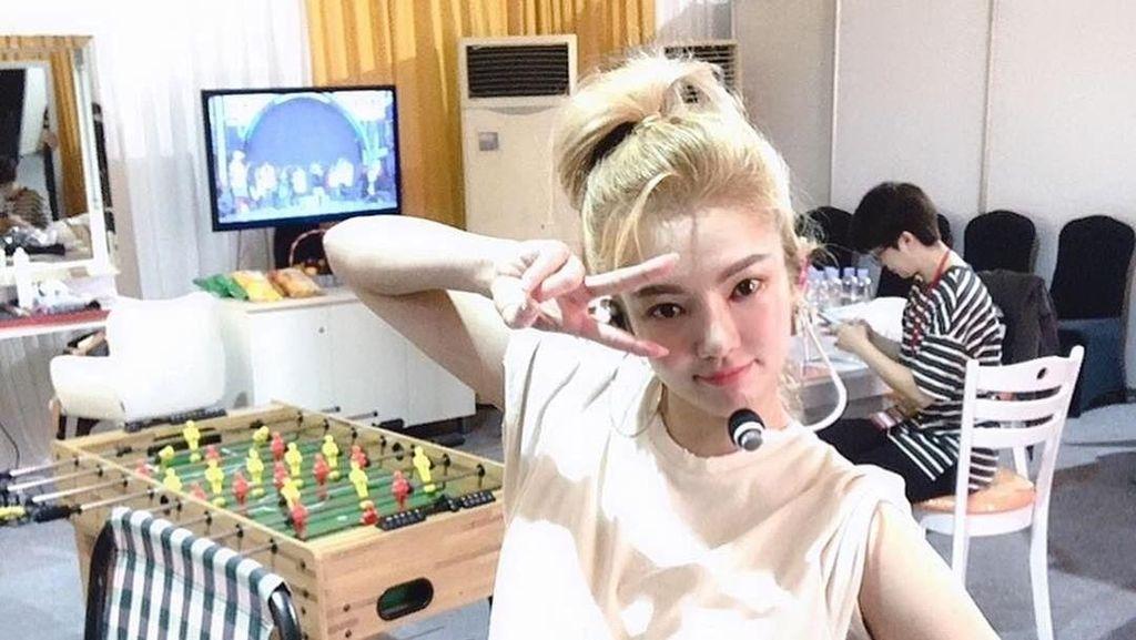 Usai Tampil di HUT Transmedia, Hyoyeon SNSD: Saya Senang Sekali!